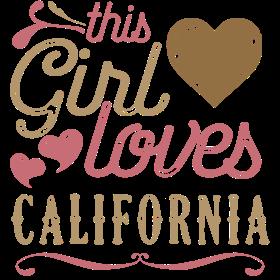 This Girl Loves California