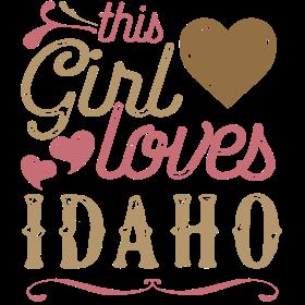 This Girl Loves Idaho