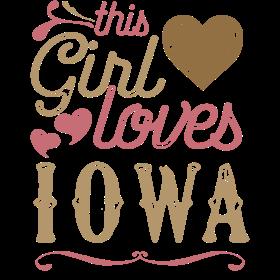 This Girl Loves Iowa