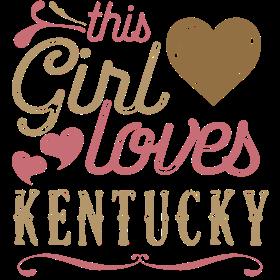 This Girl Loves Kentucky