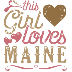 This Girl Loves Maine