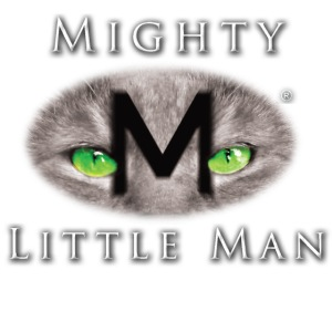 MIGHTY LITTLE MAN Logo