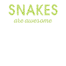 Snakes are aswesome