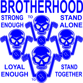 Brotherhood Strong Enough To Stand Alone
