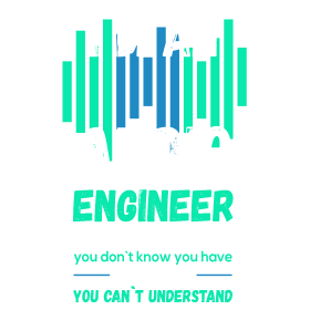 I'm an Audio Engineer. I solve problems you don't