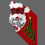 Hipster Santa's Beard