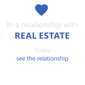 In a relationship with a Real estate. Today see th