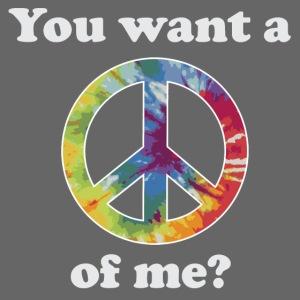 Peace of Me Tee
