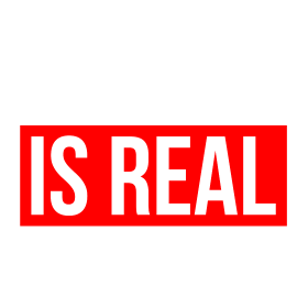 DANGER IS REAL FEAR IS A CHOICE