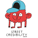 Street Credibility by Cheslo