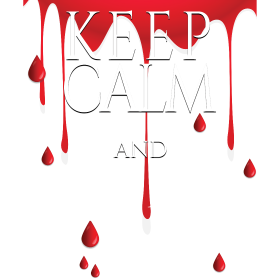 Keep calm and kill all zombies