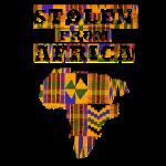 STOLEN FROM AFRICA®  Kente