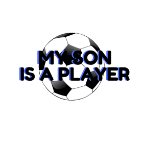 Soccer Player Son