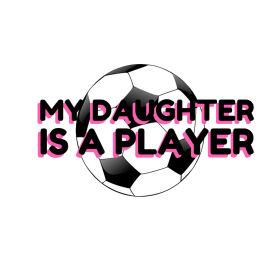 Soccer Player Daughter