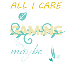 All i care about is gaming ...and like maybe  3 pe
