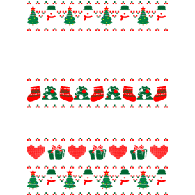 Christmas Architect Ugly Sweater T Shirt