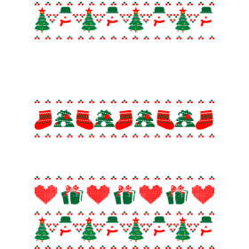 Christmas Archivist Ugly Sweater T Shirt