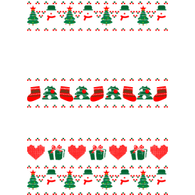 Christmas Art Director Ugly Sweater T Shirt