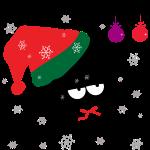 merry xmas santa x sss