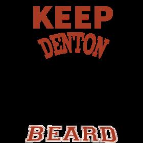 Keep Denton Beard Man