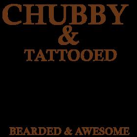 Chubby Tattooed Bearded