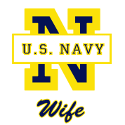 Navy Wife Big N