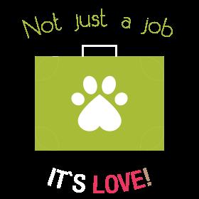Not just a job it's love!