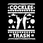 Cockles Trash White