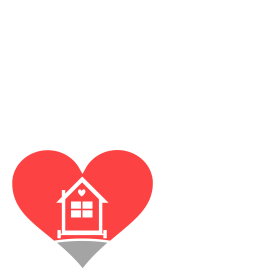 Love Tiny Houses - Heart