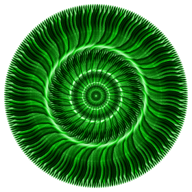 Watcher of Green Mandala