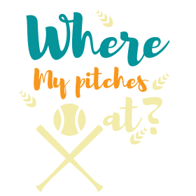 Where my pitches at?