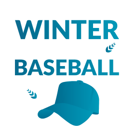 There are two seasons winter & baseball