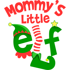 Mommy's Little Elf