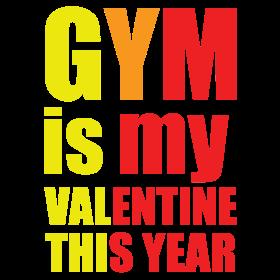 Gym is my valentine this year