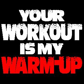 MY WARM-UP