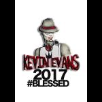 DJ Kevin Evans Blessed