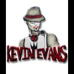 DJ Kevin Evans Logo 2