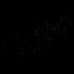 Wifey in black signature