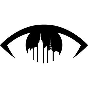 Viewing NYC Eye Logo