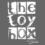 The Toy box Studio - White Logo