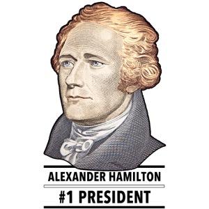 alexander hamilton number