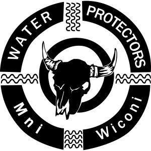 water protectors mni