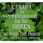 Green Canada Power
