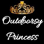 oudoorsy princess  gold/w