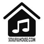 Soulful House Logo Black