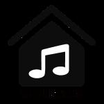 Soulful House Logo Black