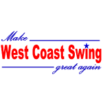 Make Swing Great Again Red & Blue