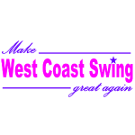 Make Swing Great Again Purple & Pink