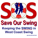 SOS Save Our Swing