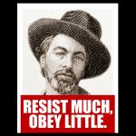 Resist Much